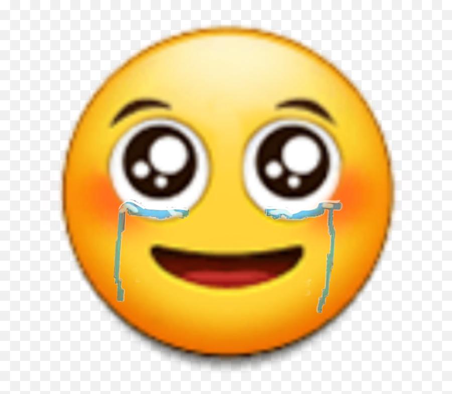 Tear Joy Emoji - Smiley,Joy Emoji