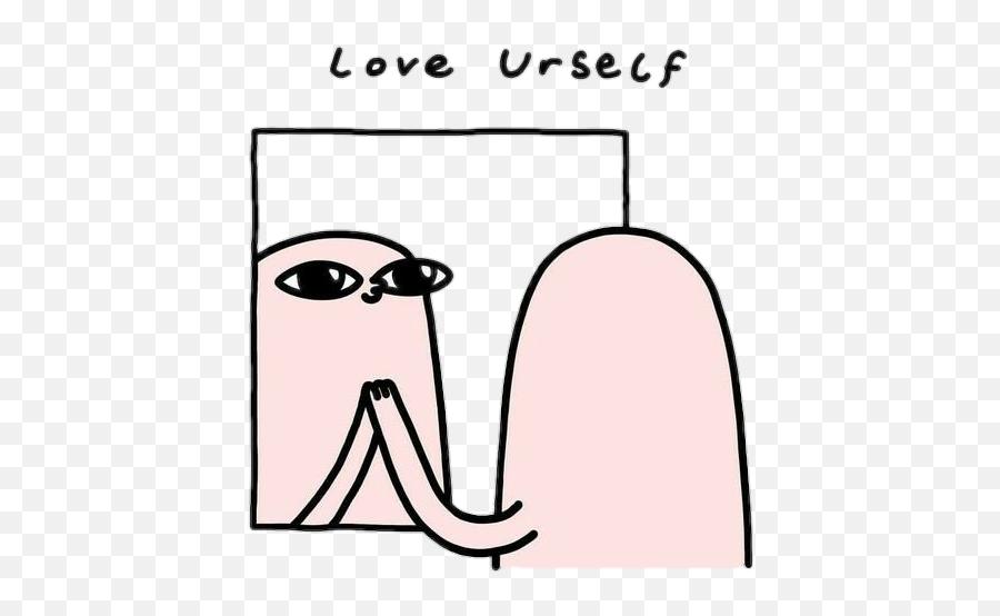 Ketnipz Love Hail - Sticker By Anita Diaz Ketnipz Love Yourself Emoji,Hail Emoji