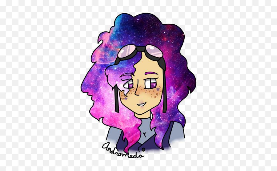 Galaxy Gijinkas - Clip Art Emoji