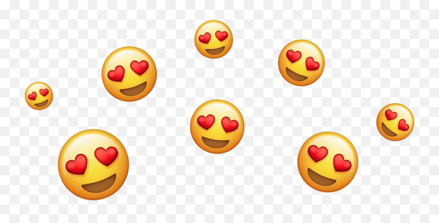 Emojicrown Emoji Crown Hearteyes Ftestickers Freetoedit,Crown Emoticon