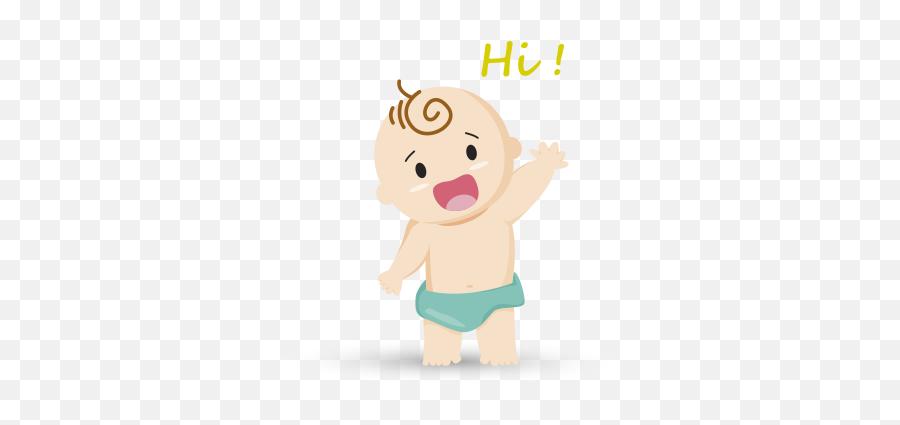 Funny Baby emoji by THUA LO