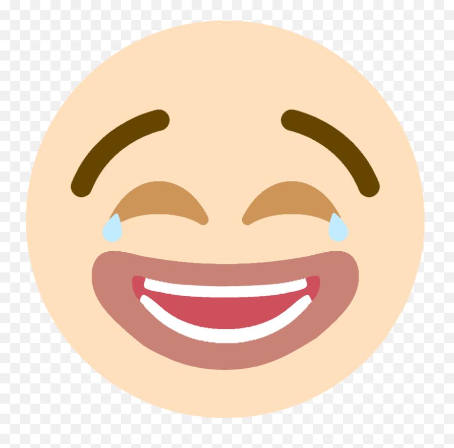 Realistic Joy Emoji - Smiley,Joy Emoji