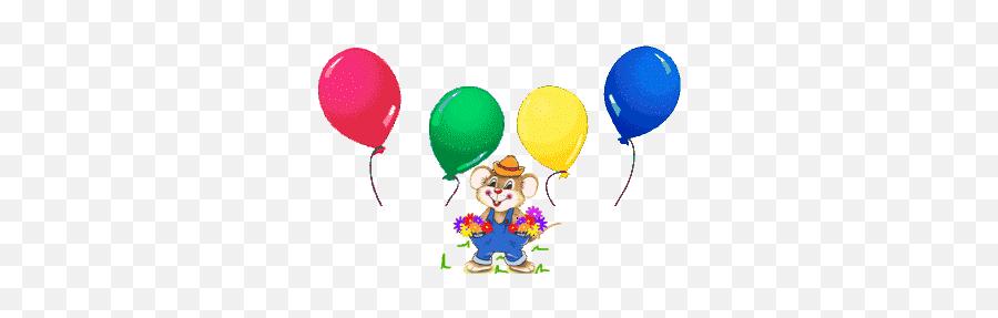 Imgur Post - Birthday Wishes Gif Balloon Emoji