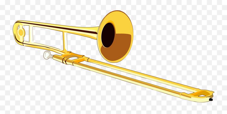 Trombone Clipart - Trombone Clipart Emoji
