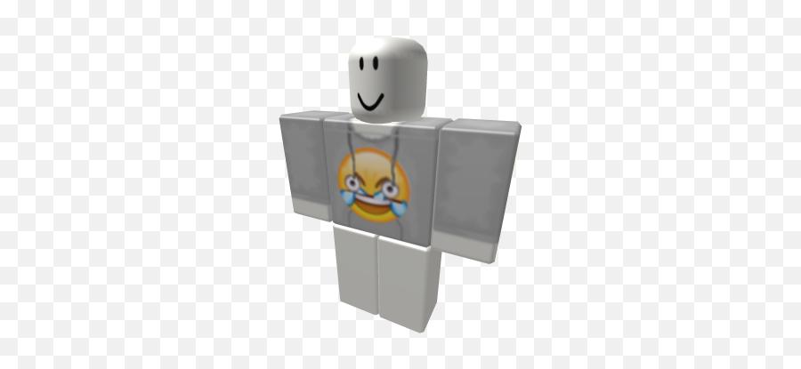 Open Eyes Crying Laughing Emoji Hoodie - Roblox The Lion King Scar,Open Eye Crying Laughing Emoji