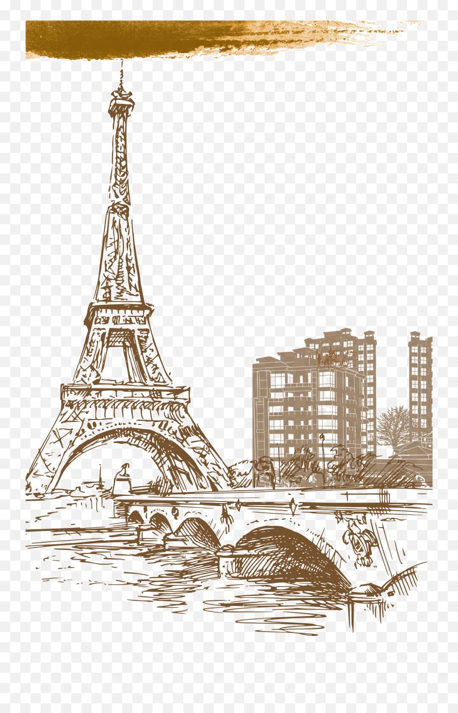 Torre De Paris Png - Paris Png Background Emoji,Is There An Eiffel Tower Emoji