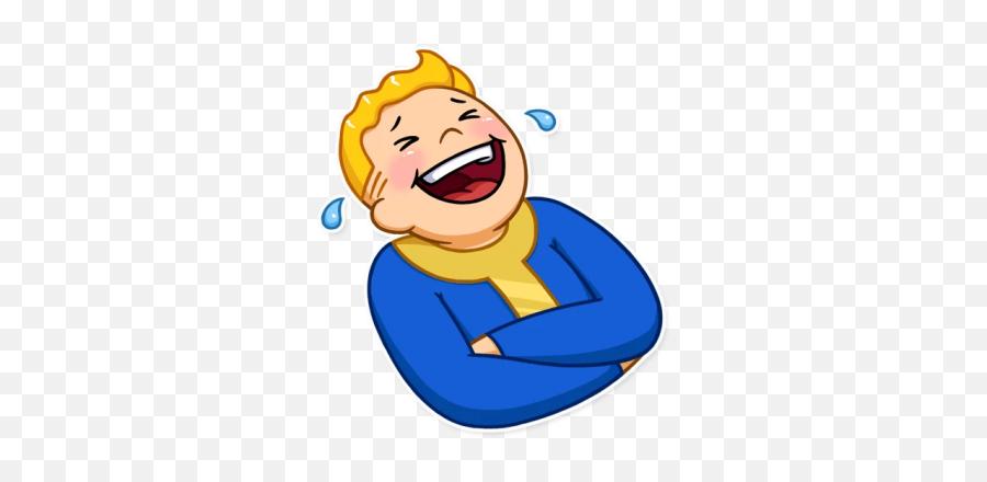 Laugh Png U0026 Free Laughpng Transparent Images 30609 - Pngio Fallout Vault Boy Laughing Emoji,Laughing Emoji Transparent