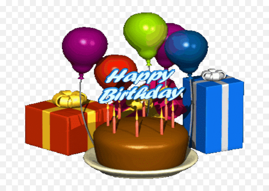 Free Happy 21st Birthday Graphics Download Free Clip Art - 3d Gif Happy Birthday Gif Emoji