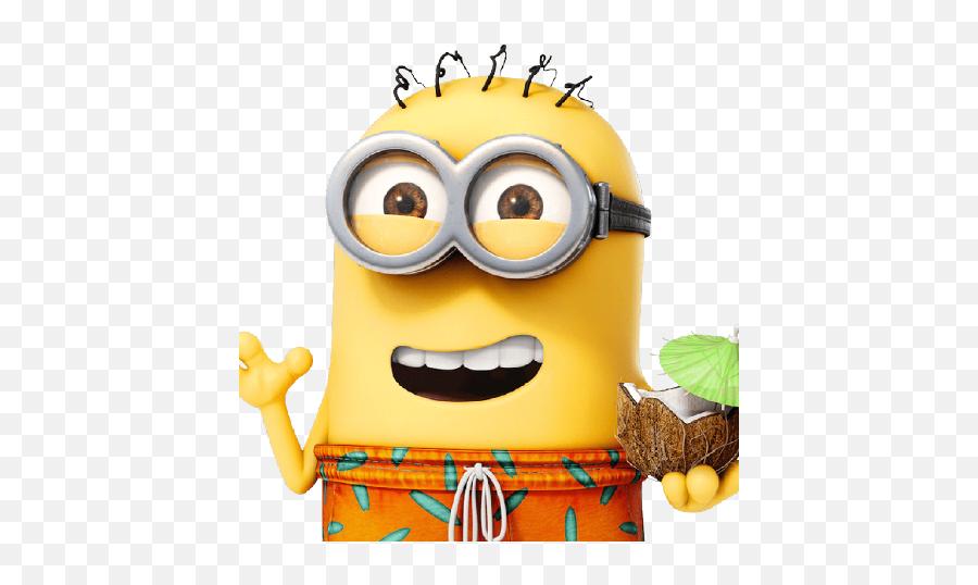 Elvis016 Github - Minions Paradise Emoji