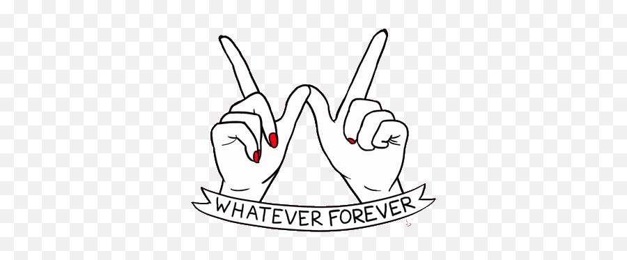 Whatever Forever - Whatever Forever Logo Emoji