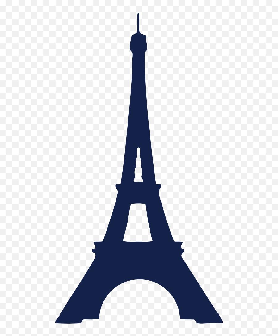 Eiffel Tower Icon Blue - Eiffel Tower Emoji,Is There An Eiffel Tower Emoji