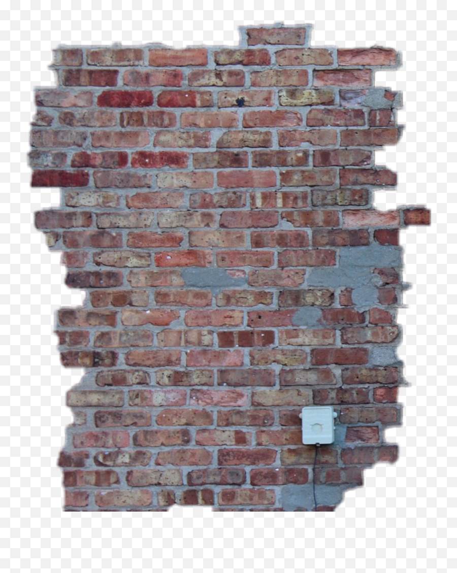Wall Brick - Brickwork Emoji
