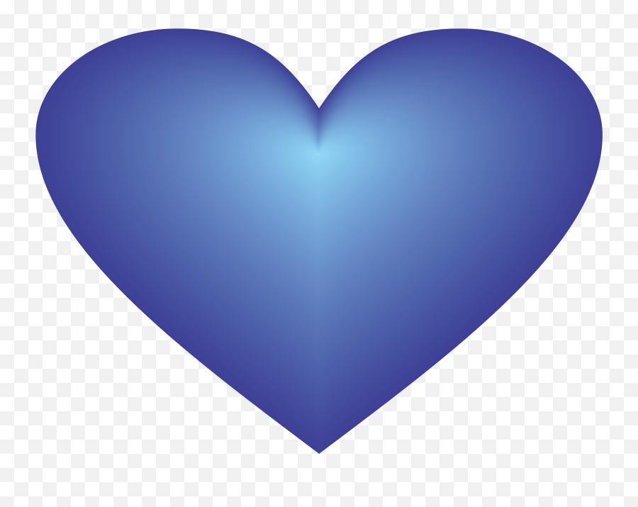Blue Heart Png - Heart Emoji