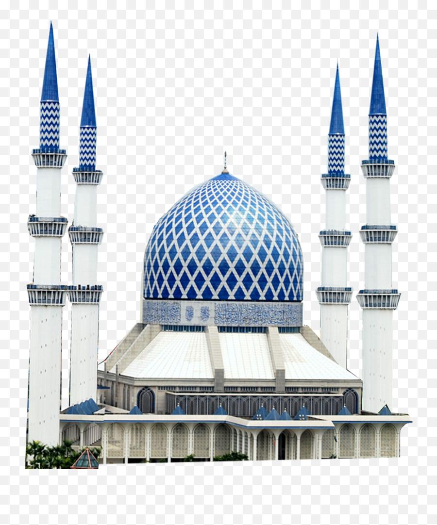 Mosque Png - Sultan Salahuddin Abdul Aziz Shah Mosque Emoji,Android To Iphone Emoji Conversion