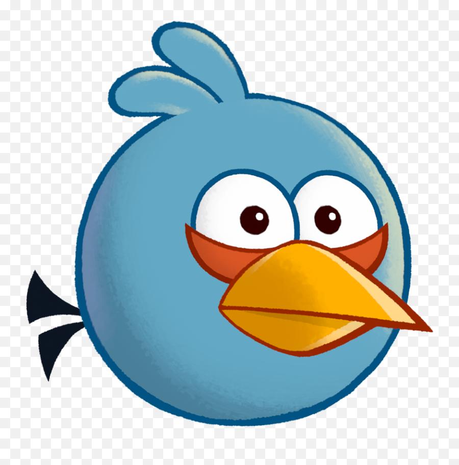 Angry Birds Toons - Cartoon Angry Birds Blues Emoji,Angry Birds Emojis