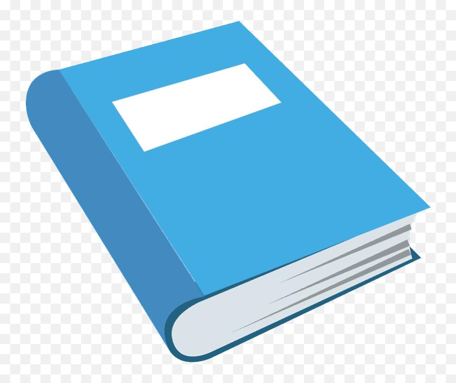 Blue book emoji clipart Free download transparent PNG - Blue Book Emoji