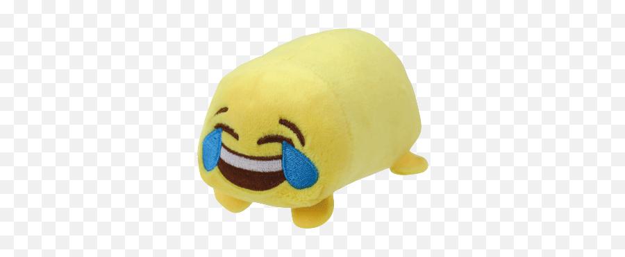 Ty Plush Beanie - Teeny Tys Emoji,Joy Emoji