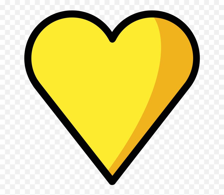 Openmoji - Heart Emoji