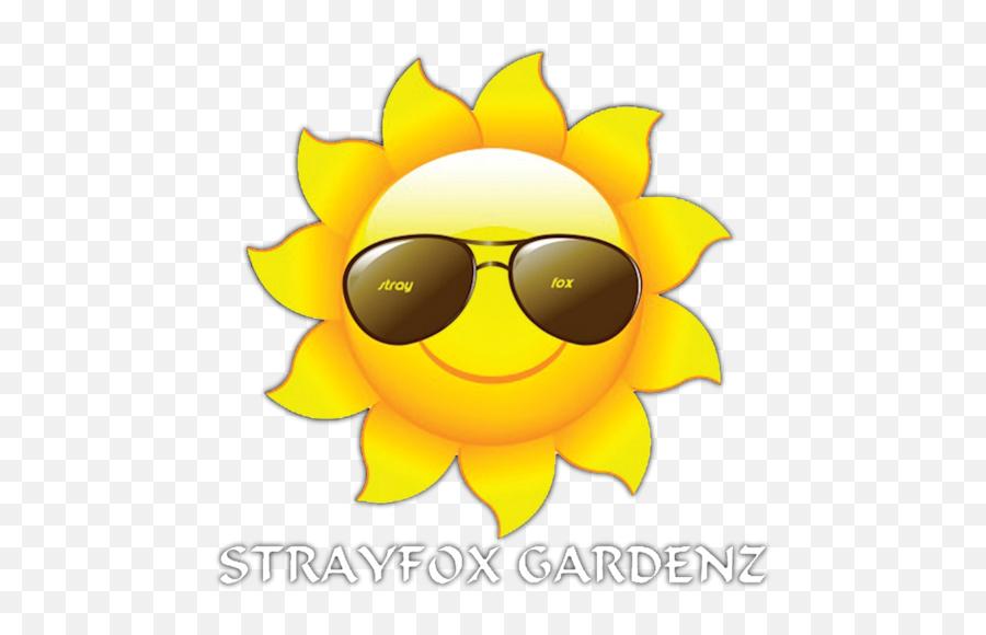 Strayfox - Sun Png Transparent Background Emoji,Fox Emoticon