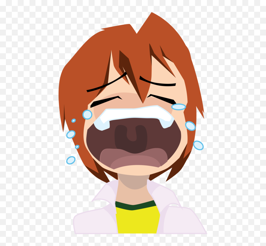 The Crying Boy Face With Tears Of Joy Emoji Computer - Crying Clipart Png,Joy Emoji