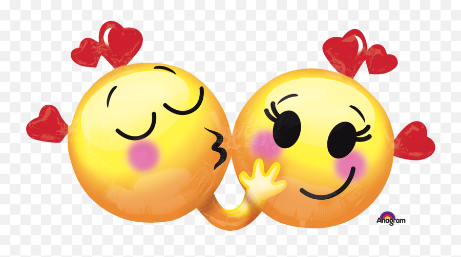 Emoticons In Love Balloon 36 P35 - Emoji For Your Wife