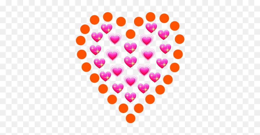 Love Art - Whatsapp Emoji Art Love