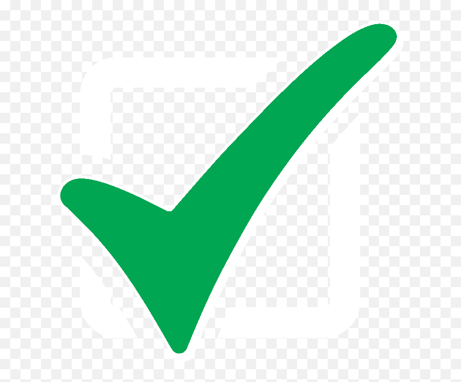 Home Inspections Done Right - Done Mark Png Emoji