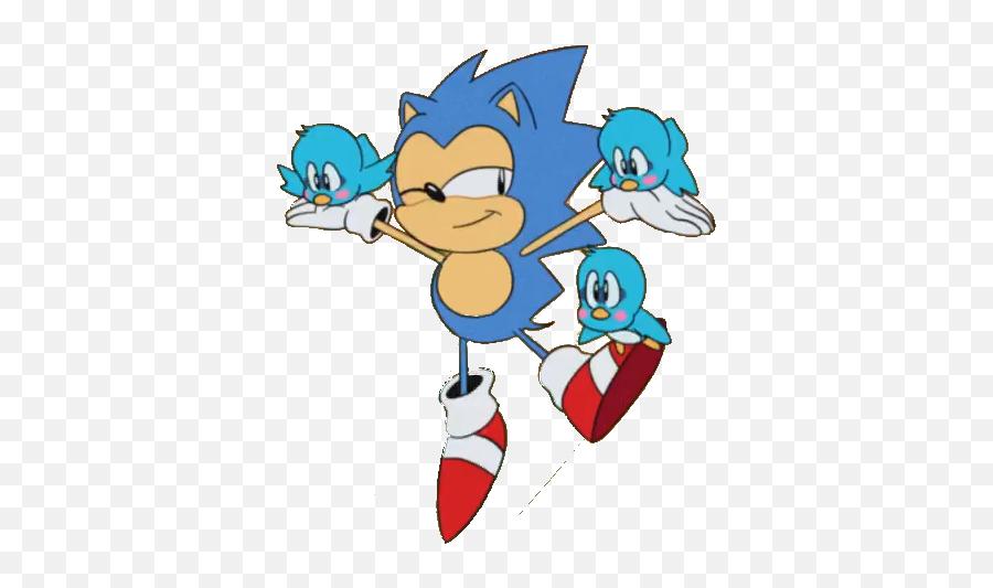 Discord Ready Emoji For My Fellow Sonic Fans - Cartoon