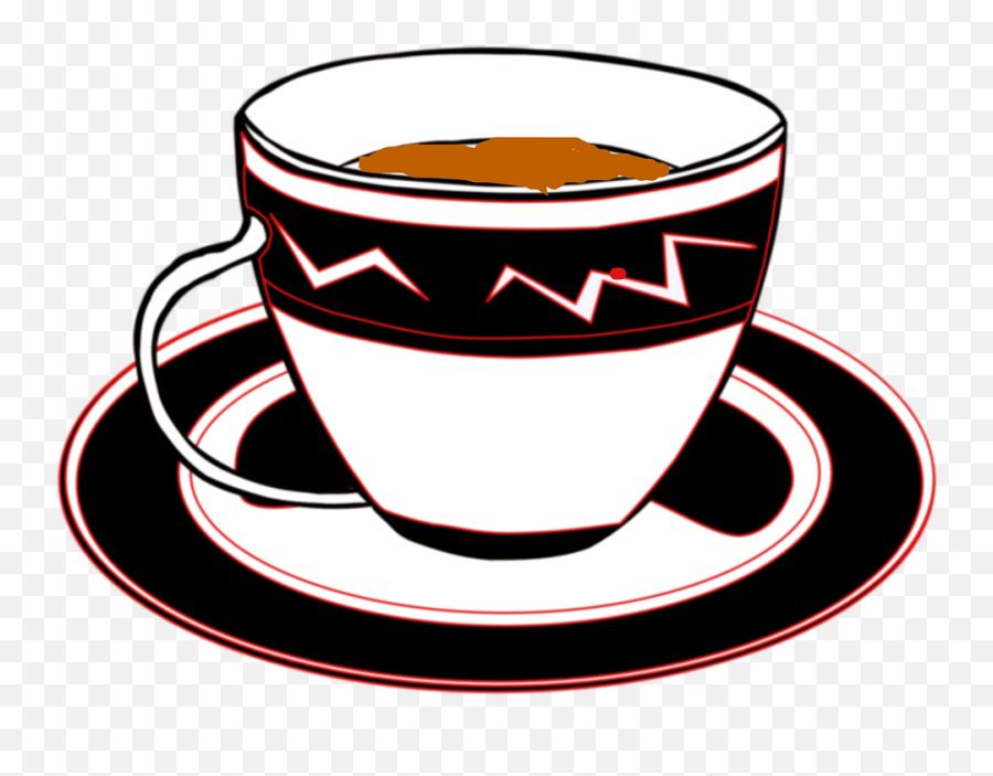 Free Saucer Coffee Illustrations - Tea Cup Clip Art Emoji