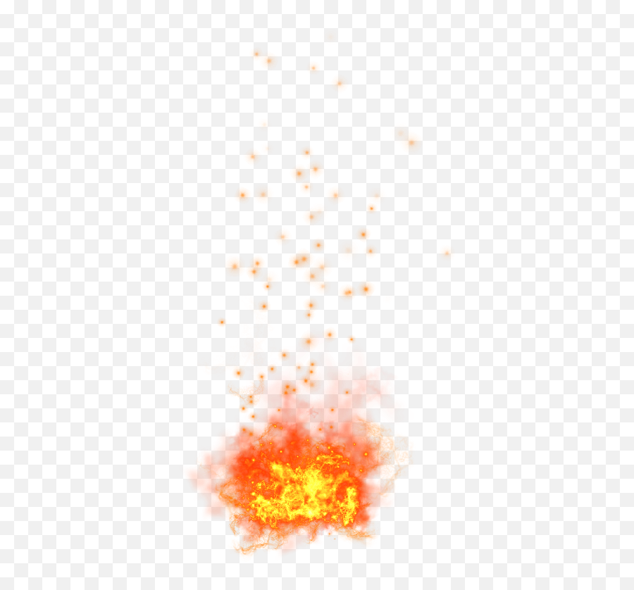 Fire Transparent Png Image - Sparkling Fire Png Transparent Emoji,What Does The Peach Emoji Mean