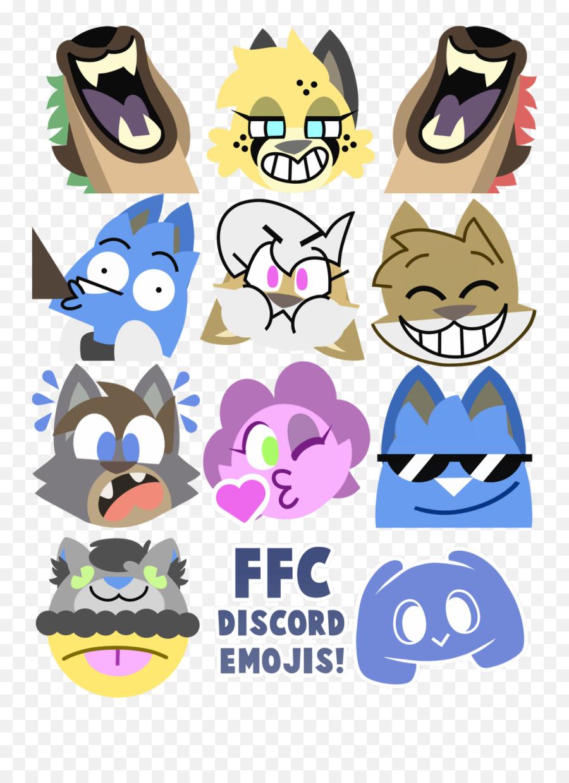 Ffc Emoji Batch - Discord Warrior Cats Emoji