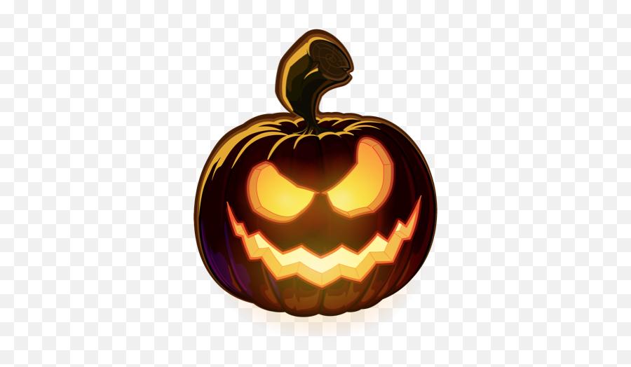 Pumpkin Halloween Emoji Sticker - Halloween Emoji In Transparent,Emoji Pumpkin