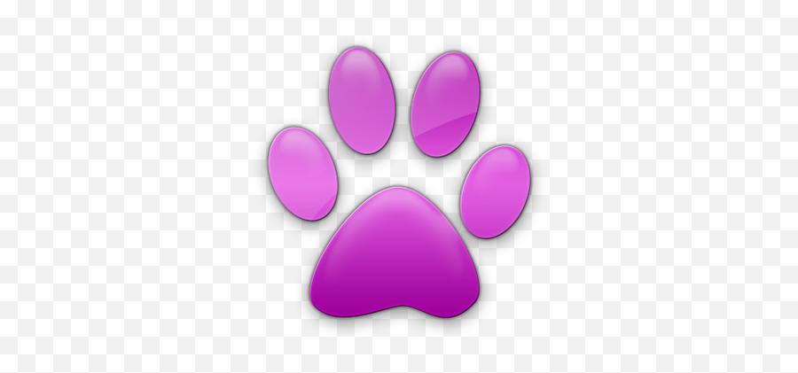 Single paw emoji - Paw Print Blues Clues Png