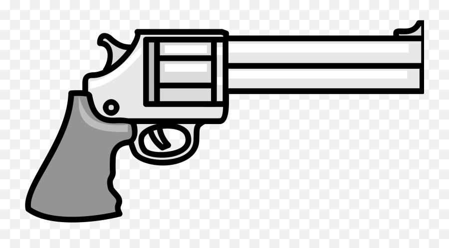 Gun - Gun Clipart Emoji