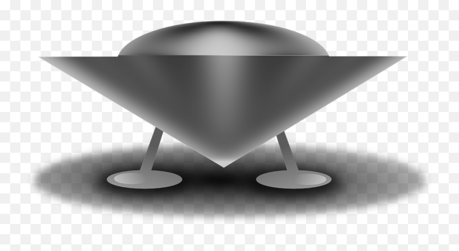Free Saucer Coffee Illustrations - Unidentified Flying Object Emoji