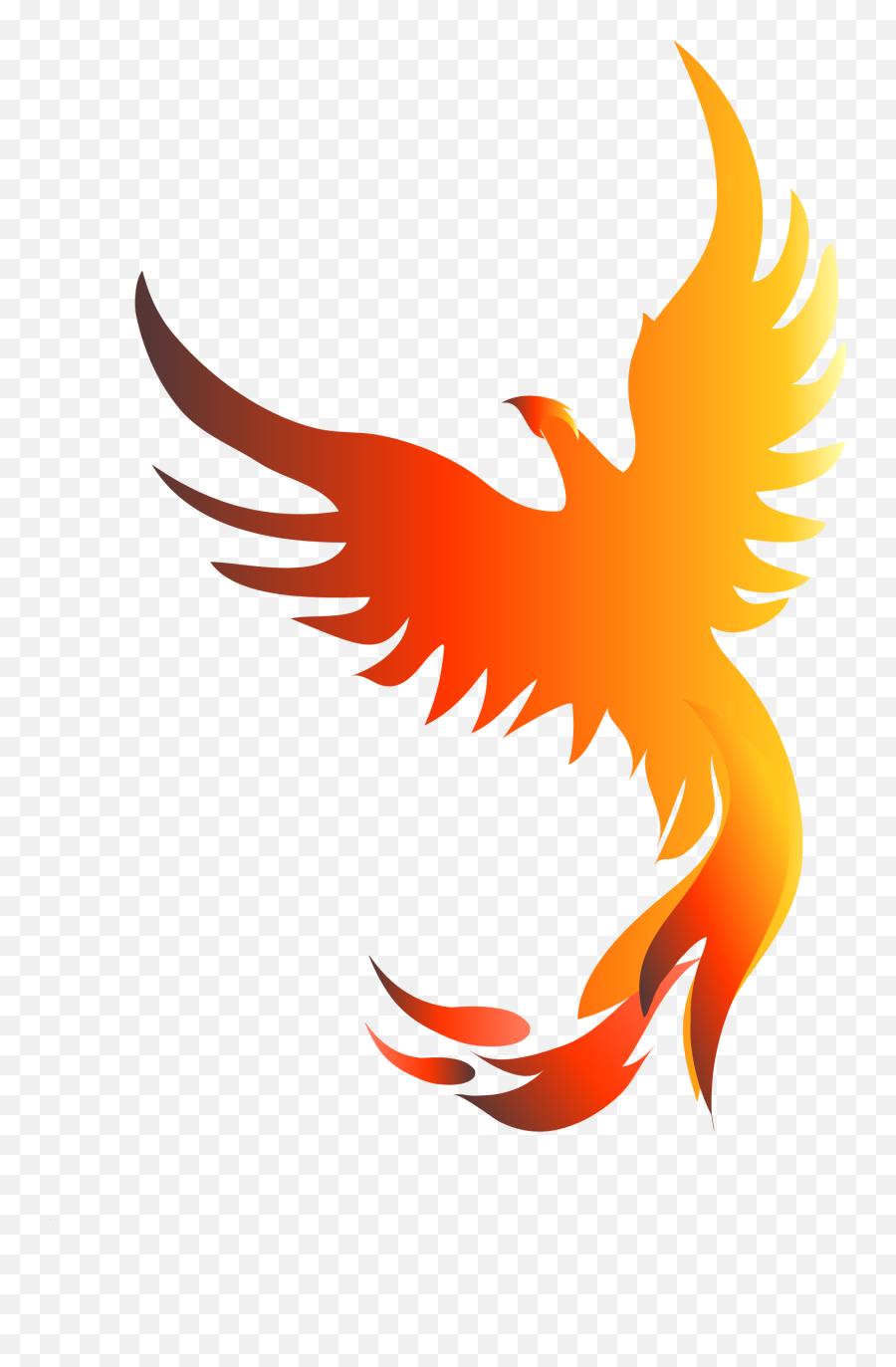 Phoenix Clipart Pheonix Phoenix Pheonix Transparent Free - Phoenix Logo Png Emoji