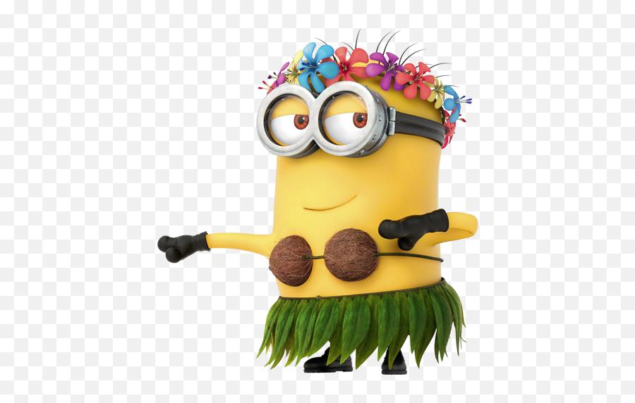 Minions Minions Funny Minions Love - Hula Minion Png Emoji,Minion Emoji App