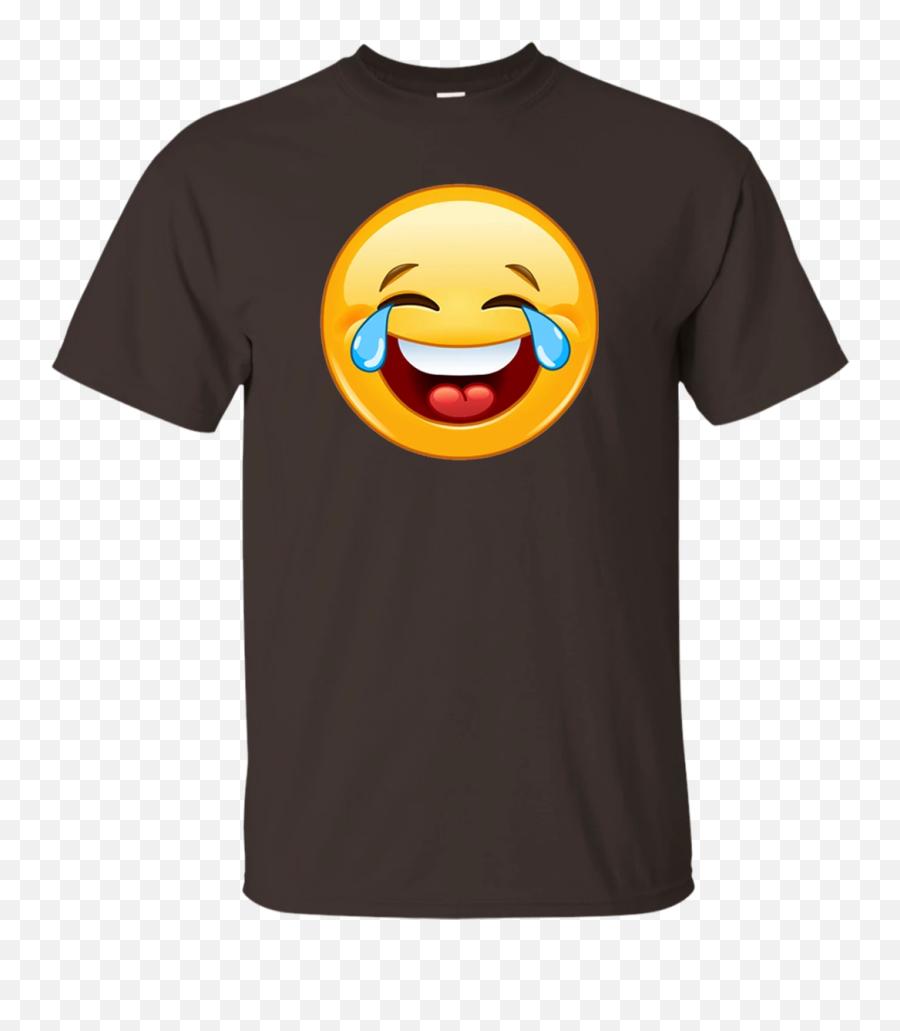 Laugh Emoji Tee Hoodie Tank - Laugh Emoji T Shirt,Crying Tears Emoji