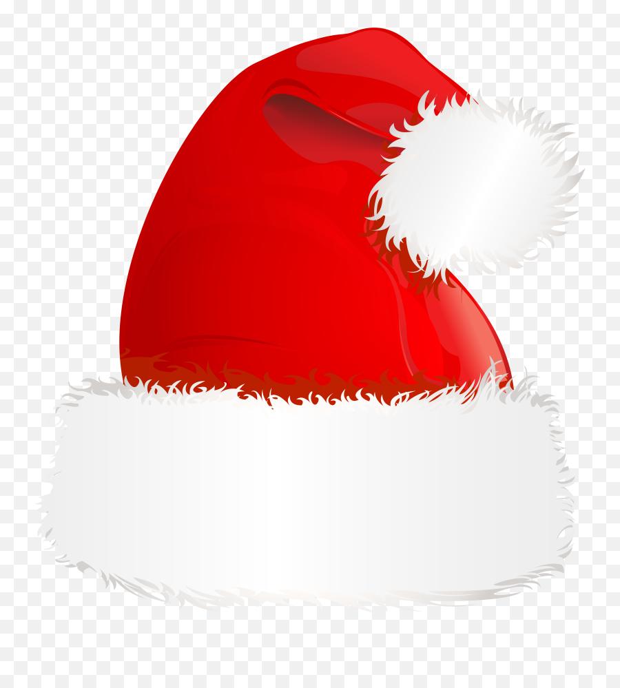 Transparent Background High Resolution Christmas Hat Clipart Emoji,Santa Emoji Iphone