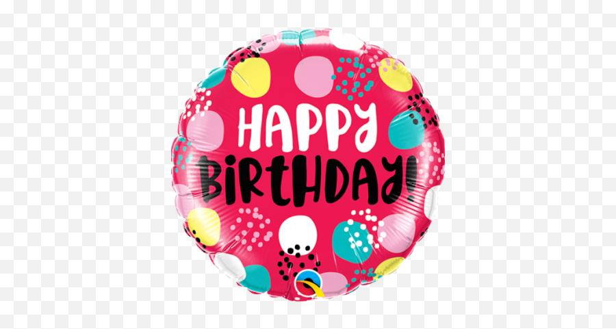 Birthday Foil Shape Balloons Archives - Important Items  Clip Art Emoji