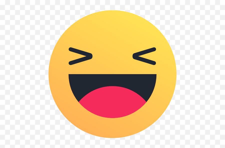 Emoticon Happy Joy Laugh Reaction Smile Icon Emoji,Joy Emoji