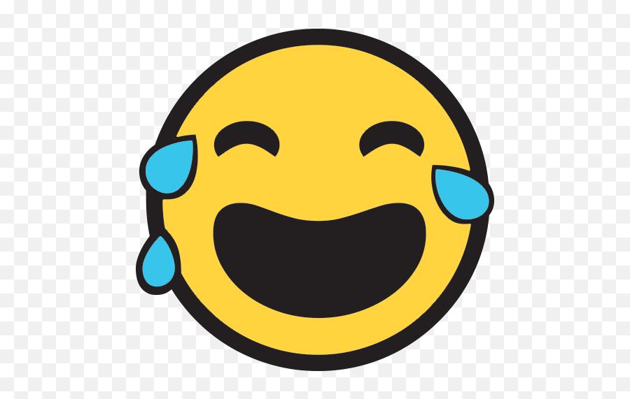 Face With Tears Of Joy Emoji For Facebook Email Sms - Windows 10 Emoji Png,Joy Emoji