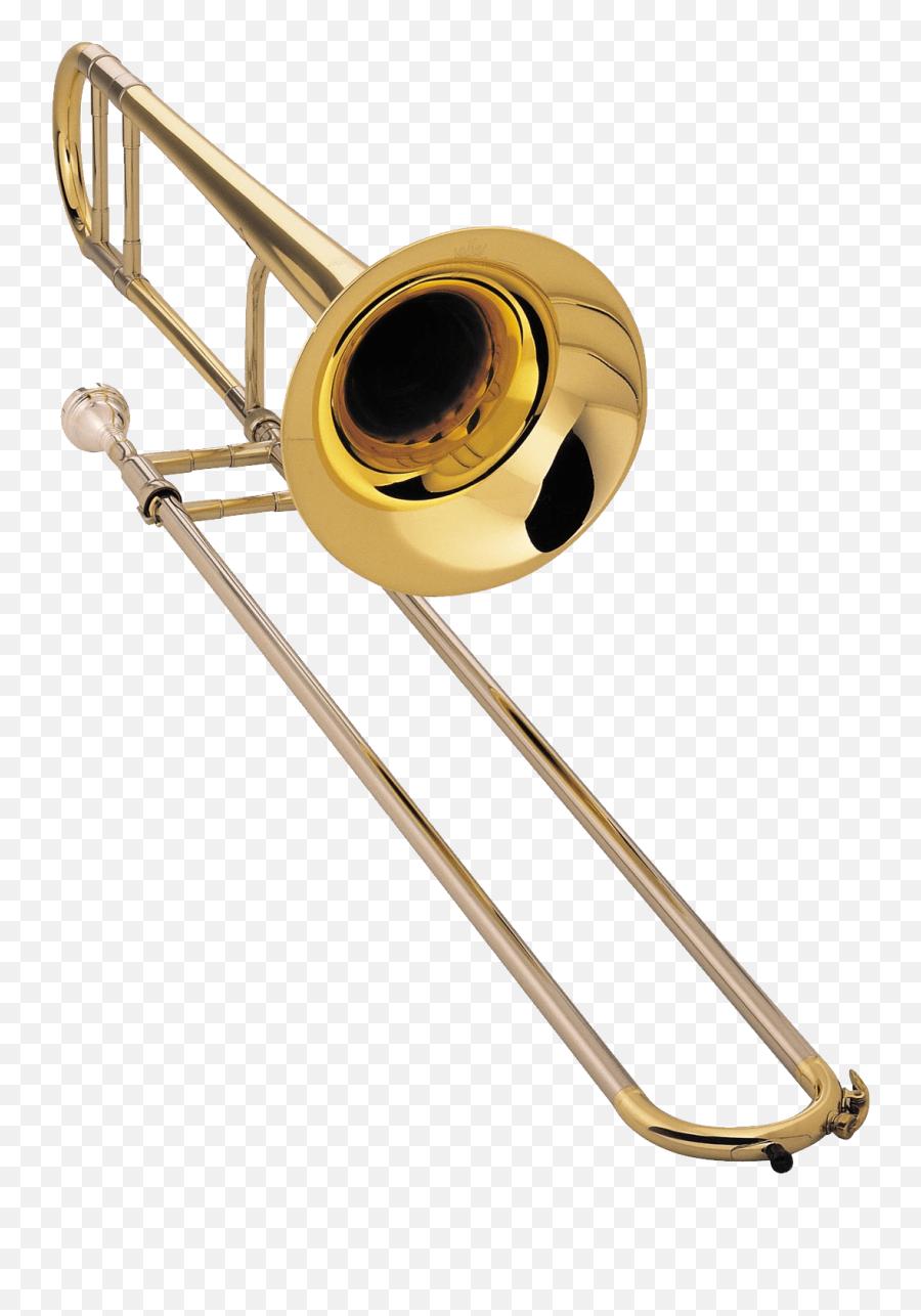 Trombone - Trombone Transparent Emoji