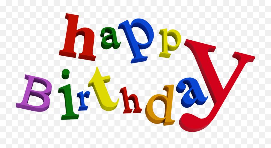 Happy Birthday Png - Transparent Happy Birthday Emoji