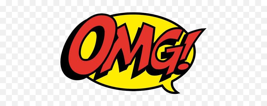 Omg Sticker Transparent Png - Oh My God Png Emoji