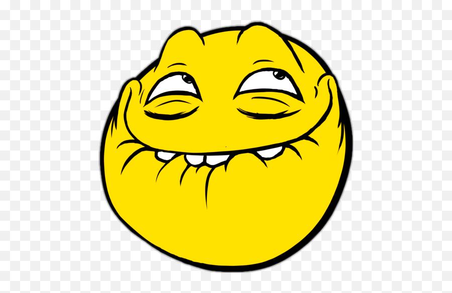 Smile Emoji Meme Stickers Iloveit - Happy Face Meme