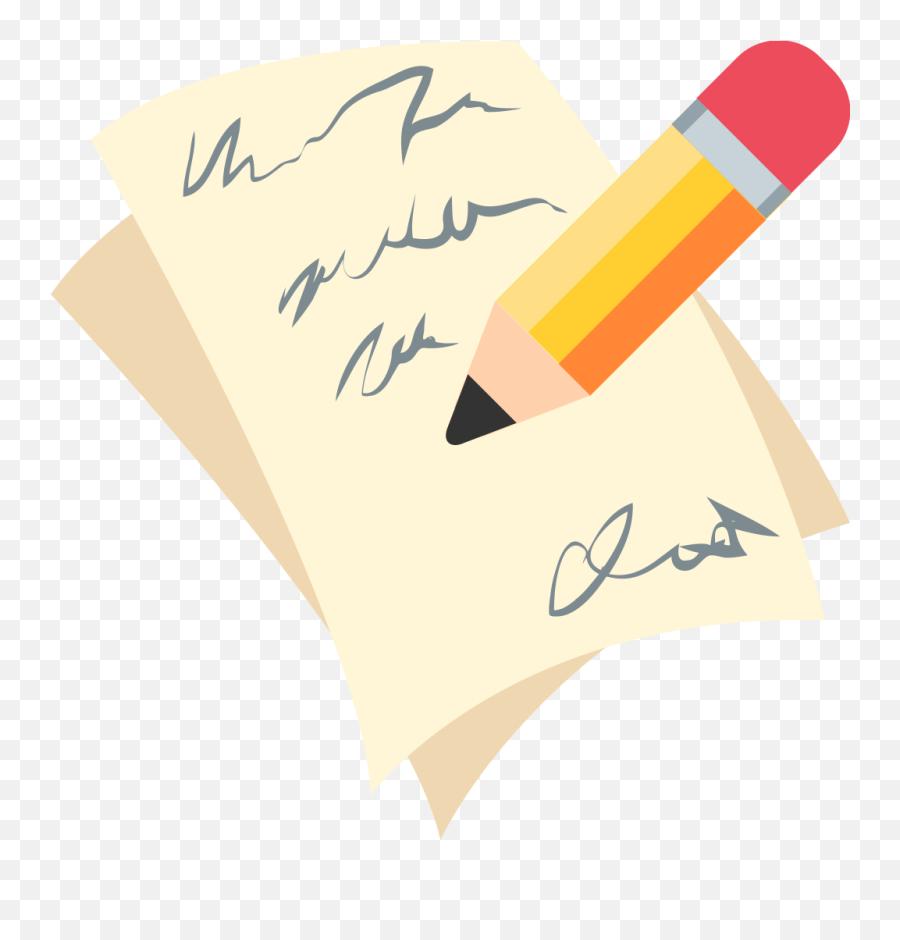 Emojione 1f4dd - Drawing Emoji,Brick Emoji
