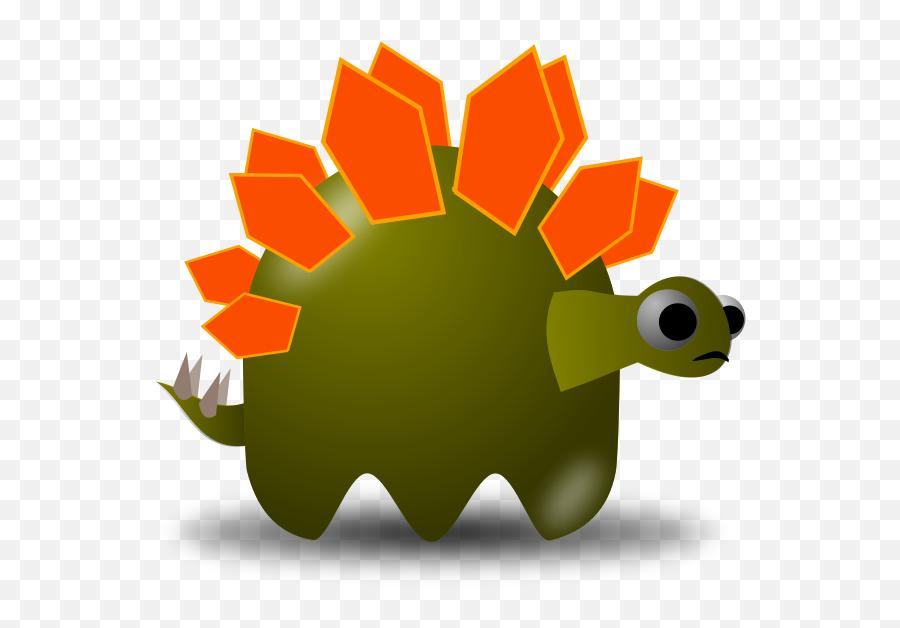 Stegosaurus - Dinossauros Png Desenhos Gratis Emoji,Fox Emoticon