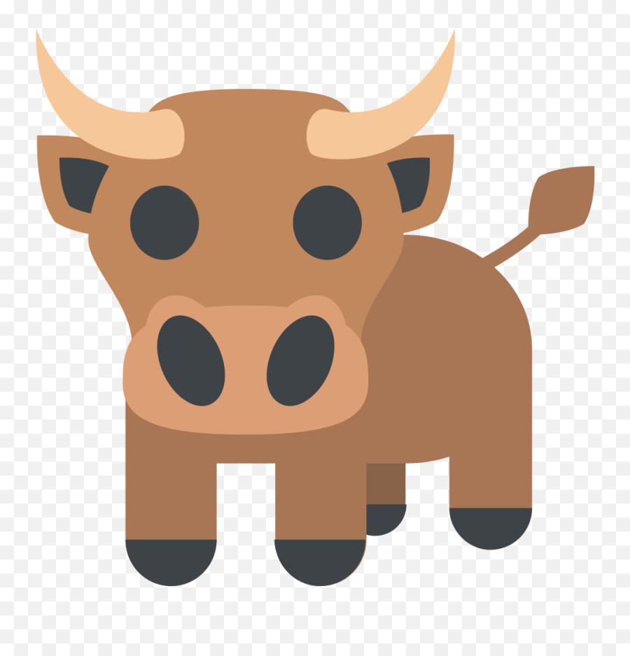 Emojione 1f402 - Bull Emoji Png,Emojis For Discord