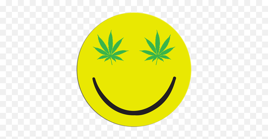 215 Friendly - Marijuana Leaf Emoji